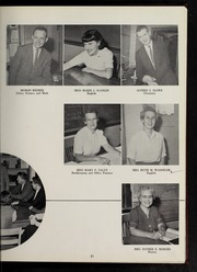 Page 25, 1960 Edition, North Attleboro High School - Northern Light Yearbook (North Attleboro, MA) online yearbook collection