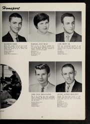 Page 31, 1960 Edition, North Attleboro High School - Northern Light Yearbook (North Attleboro, MA) online yearbook collection