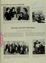 Page 13, 1964 Edition, King Philip Regional High School - Chieftain Yearbook (Wrentham, MA) online yearbook collection