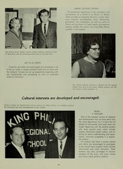 Page 15, 1964 Edition, King Philip Regional High School - Chieftain Yearbook (Wrentham, MA) online yearbook collection