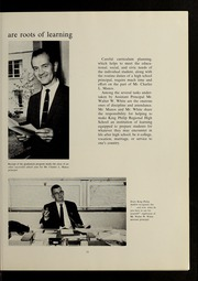 Page 15, 1968 Edition, King Philip Regional High School - Chieftain Yearbook (Wrentham, MA) online yearbook collection