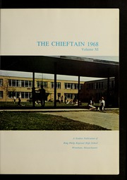 Page 5, 1968 Edition, King Philip Regional High School - Chieftain Yearbook (Wrentham, MA) online yearbook collection