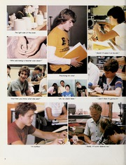 Page 12, 1985 Edition, King Philip Regional High School - Chieftain Yearbook (Wrentham, MA) online yearbook collection