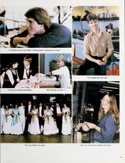 Page 13, 1985 Edition, King Philip Regional High School - Chieftain Yearbook (Wrentham, MA) online yearbook collection