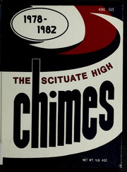 1982 Edition, Scituate High School - Chimes Yearbook (Scituate, MA)