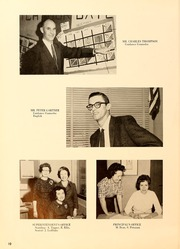 Page 16, 1962 Edition, Minnechaug Regional High School - Falcon Yearbook (Wilbraham, MA) online yearbook collection