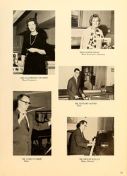 Page 17, 1962 Edition, Minnechaug Regional High School - Falcon Yearbook (Wilbraham, MA) online yearbook collection
