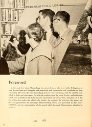 Page 8, 1962 Edition, Minnechaug Regional High School - Falcon Yearbook (Wilbraham, MA) online yearbook collection