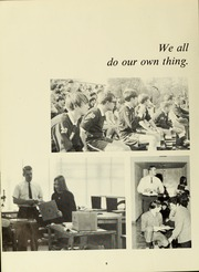 Page 10, 1969 Edition, Minnechaug Regional High School - Falcon Yearbook (Wilbraham, MA) online yearbook collection