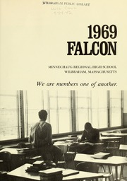 Page 5, 1969 Edition, Minnechaug Regional High School - Falcon Yearbook (Wilbraham, MA) online yearbook collection