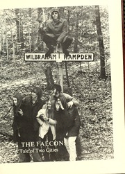 Page 5, 1972 Edition, Minnechaug Regional High School - Falcon Yearbook (Wilbraham, MA) online yearbook collection