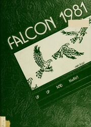 Minnechaug Regional High School - Falcon Yearbook (Wilbraham, MA) online yearbook collection, 1981 Edition, Page 1