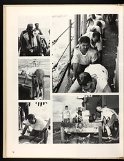 Page 82, 1987 Edition, Harold E Holt (FF 1074) - Naval Cruise Book online yearbook collection