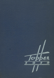 1939 Edition, Walpole High School - Royal Topper Yearbook (Walpole, MA)