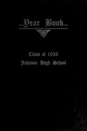 Page 1, 1933 Edition, North Andover High School - Knight Yearbook (North Andover, MA) online yearbook collection