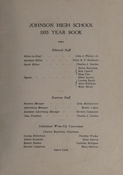 Page 3, 1933 Edition, North Andover High School - Knight Yearbook (North Andover, MA) online yearbook collection