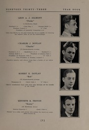 Page 9, 1933 Edition, North Andover High School - Knight Yearbook (North Andover, MA) online yearbook collection