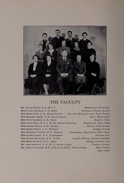 Page 10, 1937 Edition, North Andover High School - Knight Yearbook (North Andover, MA) online yearbook collection