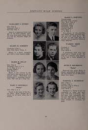 Page 14, 1937 Edition, North Andover High School - Knight Yearbook (North Andover, MA) online yearbook collection