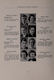 Page 16, 1937 Edition, North Andover High School - Knight Yearbook (North Andover, MA) online yearbook collection