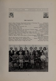 Page 11, 1946 Edition, North Andover High School - Knight Yearbook (North Andover, MA) online yearbook collection