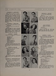 Page 17, 1946 Edition, North Andover High School - Knight Yearbook (North Andover, MA) online yearbook collection