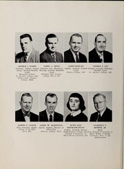 Page 10, 1959 Edition, North Andover High School - Knight Yearbook (North Andover, MA) online yearbook collection