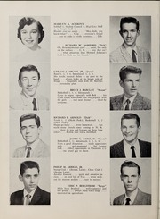 Page 14, 1959 Edition, North Andover High School - Knight Yearbook (North Andover, MA) online yearbook collection