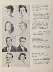 Page 16, 1959 Edition, North Andover High School - Knight Yearbook (North Andover, MA) online yearbook collection