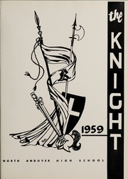 Page 5, 1959 Edition, North Andover High School - Knight Yearbook (North Andover, MA) online yearbook collection