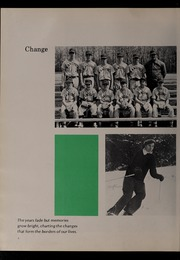 Page 10, 1974 Edition, North Andover High School - Knight Yearbook (North Andover, MA) online yearbook collection