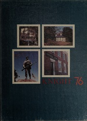 North Andover High School - Knight Yearbook (North Andover, MA) online yearbook collection, 1976 Edition, Page 1