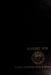 1978 Edition, North Andover High School - Knight Yearbook (North Andover, MA)