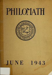 Page 1, 1943 Edition, Framingham High School - Philomath Yearbook (Framingham, MA) online yearbook collection