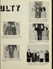 Page 11, 1952 Edition, Framingham High School - Philomath Yearbook (Framingham, MA) online yearbook collection