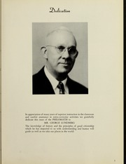 Page 9, 1952 Edition, Framingham High School - Philomath Yearbook (Framingham, MA) online yearbook collection