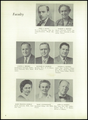 Page 10, 1955 Edition, Framingham High School - Philomath Yearbook (Framingham, MA) online yearbook collection