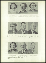 Page 12, 1955 Edition, Framingham High School - Philomath Yearbook (Framingham, MA) online yearbook collection
