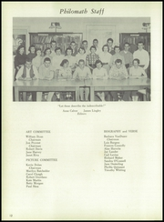 Page 16, 1955 Edition, Framingham High School - Philomath Yearbook (Framingham, MA) online yearbook collection