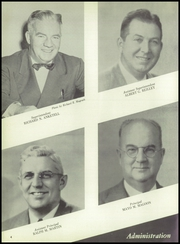 Page 8, 1955 Edition, Framingham High School - Philomath Yearbook (Framingham, MA) online yearbook collection
