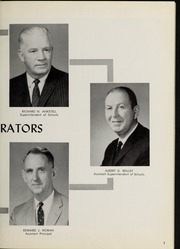 Page 11, 1962 Edition, Framingham High School - Philomath Yearbook (Framingham, MA) online yearbook collection