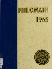Page 1, 1965 Edition, Framingham High School - Philomath Yearbook (Framingham, MA) online yearbook collection