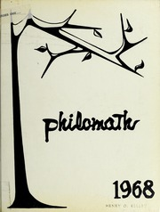 Page 1, 1968 Edition, Framingham High School - Philomath Yearbook (Framingham, MA) online yearbook collection
