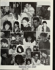 Page 3, 1988 Edition, Framingham High School - Philomath Yearbook (Framingham, MA) online yearbook collection