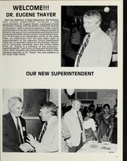 Page 9, 1988 Edition, Framingham High School - Philomath Yearbook (Framingham, MA) online yearbook collection