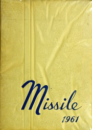 Page 1, 1961 Edition, Bedford High School - Missile Yearbook (Bedford, MA) online yearbook collection