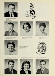 Page 15, 1961 Edition, Bedford High School - Missile Yearbook (Bedford, MA) online yearbook collection