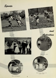 Page 9, 1961 Edition, Bedford High School - Missile Yearbook (Bedford, MA) online yearbook collection