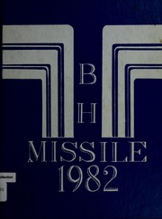 1982 Edition, Bedford High School - Missile Yearbook (Bedford, MA)