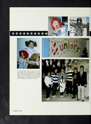 Page 16, 1986 Edition, Bedford High School - Missile Yearbook (Bedford, MA) online yearbook collection